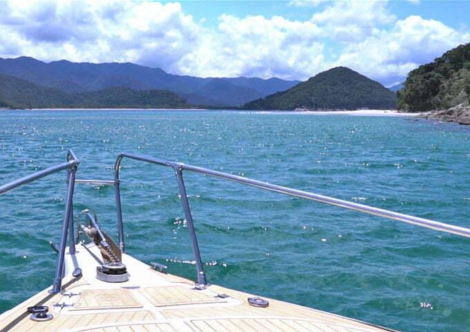 Passeio Marina Vitoria - As Ilhas